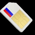 Carte Sim Russie