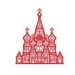 Cathedrale Saint Basile de Moscou