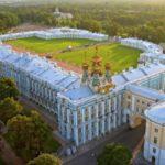 Le palais Catherine de Saint Petersbourg