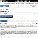 La Russie est-elle un pays sûr pour les touristes ? Recommandations de voyage