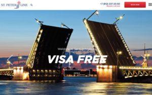 Voyager en Russie sans visa - Image vedette