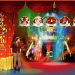 Ajouter entrees cirque russe