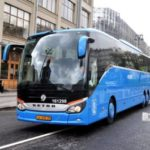 Voyage en bus - Russie