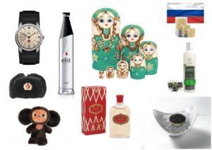 Produits de Russie 2