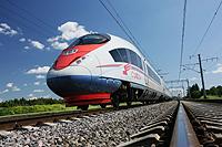 Trains russes - Sapsan