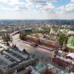 A voir sur la Place Rouge de Moscou - du Kremlin au GUM