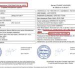 Exemple lettre invitation pour la Russie