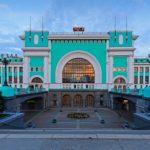 Gare centrale de Novossibirsk-Glavny