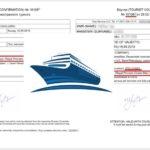 Invitation en Russie si je voyage en croisiere