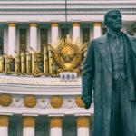Monument de Lenine - VDNKh - VDNH - VVTs