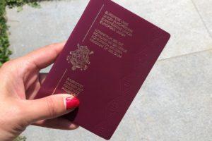 Passeport Belgique