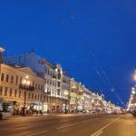 Avenue Nevsky St Petersbourg